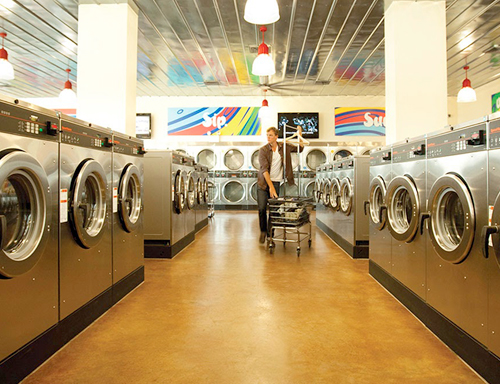 full route laundry lease from golden state laundry systems