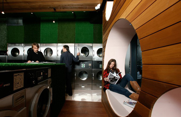 Laundry Equipment Blog Cool Laundromats
