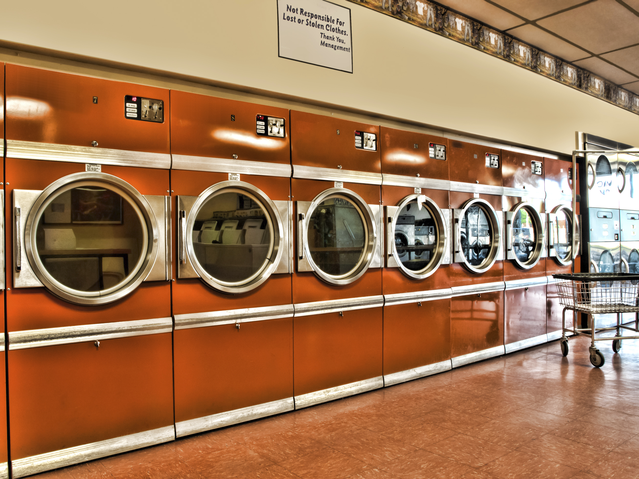 apartment laundry equipment provider southern california