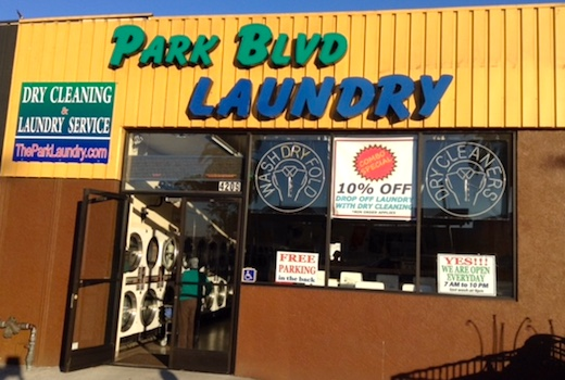 Park Blvd. Laundromat for sale in San Diego, CA by Golden State Laundry Systems, California's #1 commercial laundry distributor, providing the best quality commercial laundry equipment, including washing machines, dryers, and ironers. We proudly serve businesses throughout California, from San Francisco to Los Angeles and San Diego. Golden State Laundry Systems can outfit your laundromat business with the best coin laundry machines. We also provide the best on-premises laundry solutions for commercial laundries, hotels, hospitals, restaurants, and more. Golden State Laundry Systems only sells the best brands: Electrolux, Wascomat, Crossover, Whirlpool and ADC. Contact us today! Your satisfaction is our guarantee.