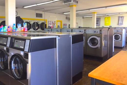 University Heights Laundromat for sale in San Diego, CA by Golden State Laundry Systems, California's #1 commercial laundry distributor, providing the best quality commercial laundry equipment, including washing machines, dryers, and ironers. We proudly serve businesses throughout California, from San Francisco to Los Angeles and San Diego. Golden State Laundry Systems can outfit your laundromat business with the best coin laundry machines. We also provide the best on-premises laundry solutions for commercial laundries, hotels, hospitals, restaurants, and more. Golden State Laundry Systems only sells the best brands: Electrolux, Wascomat, Crossover, Whirlpool and ADC. Contact us today! Your satisfaction is our guarantee.