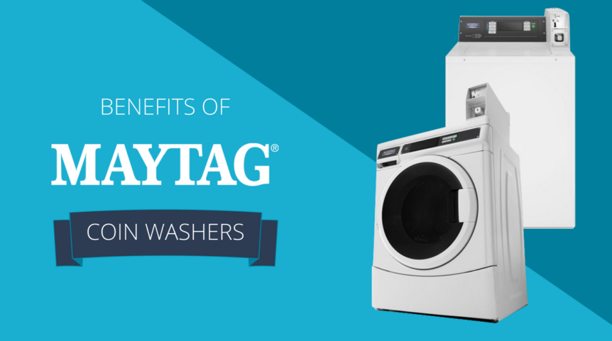 Maytag Coin Washer blogpost header by Golden State Laundry Systems, California's #1 commercial laundry distributor, providing the best quality commercial laundry equipment, including washing machines, dryers, and ironers. We proudly serve businesses throughout California, from San Francisco to Los Angeles and San Diego. Golden State Laundry Systems can outfit your laundromat business with the best coin laundry machines. We also provide the best on-premises laundry solutions for commercial laundries, hotels, hospitals, restaurants, and more. Golden State Laundry Systems only sells the best brands: Electrolux, Wascomat, Crossover, Whirlpool and ADC. Contact us today! Your satisfaction is our guarantee.