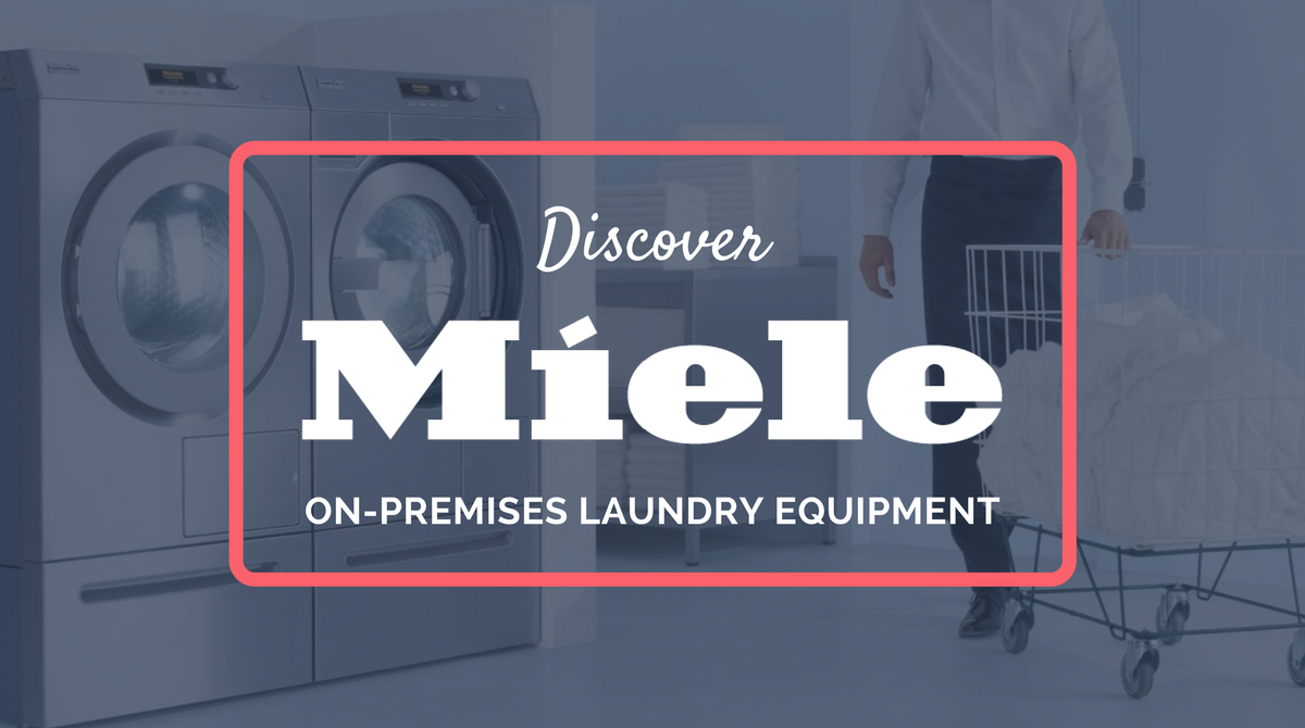 Miele OPL blogpost header by Golden State Laundry Systems, California's #1 commercial laundry distributor, providing the best quality commercial laundry equipment, including washing machines, dryers, and ironers. We proudly serve businesses throughout California, from San Francisco to Los Angeles and San Diego. Golden State Laundry Systems can outfit your laundromat business with the best coin laundry machines. We also provide the best on-premises laundry solutions for commercial laundries, hotels, hospitals, restaurants, and more. Golden State Laundry Systems only sells the best brands: Electrolux, Wascomat, Crossover, Whirlpool and ADC. Contact us today! Your satisfaction is our guarantee.