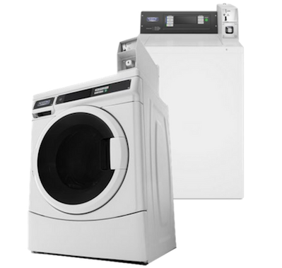Maytag Coin Washer special by Golden State Laundry Systems, California's #1 commercial laundry distributor, providing the best quality commercial laundry equipment, including washing machines, dryers, and ironers. We proudly serve businesses throughout California, from San Francisco to Los Angeles and San Diego. Golden State Laundry Systems can outfit your laundromat business with the best coin laundry machines. We also provide the best on-premises laundry solutions for commercial laundries, hotels, hospitals, restaurants, and more. Golden State Laundry Systems only sells the best brands: Electrolux, Wascomat, Crossover, Whirlpool and ADC. Contact us today! Your satisfaction is our guarantee.