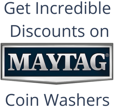Maytag Special text by Golden State Laundry Systems, California's #1 commercial laundry distributor, providing the best quality commercial laundry equipment, including washing machines, dryers, and ironers. We proudly serve businesses throughout California, from San Francisco to Los Angeles and San Diego. Golden State Laundry Systems can outfit your laundromat business with the best coin laundry machines. We also provide the best on-premises laundry solutions for commercial laundries, hotels, hospitals, restaurants, and more. Golden State Laundry Systems only sells the best brands: Electrolux, Wascomat, Crossover, Whirlpool and ADC. Contact us today! Your satisfaction is our guarantee.