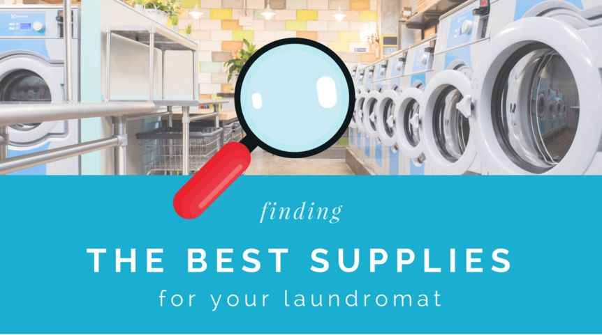 Buying The Best Laundromat Supplies Golden State Laundry