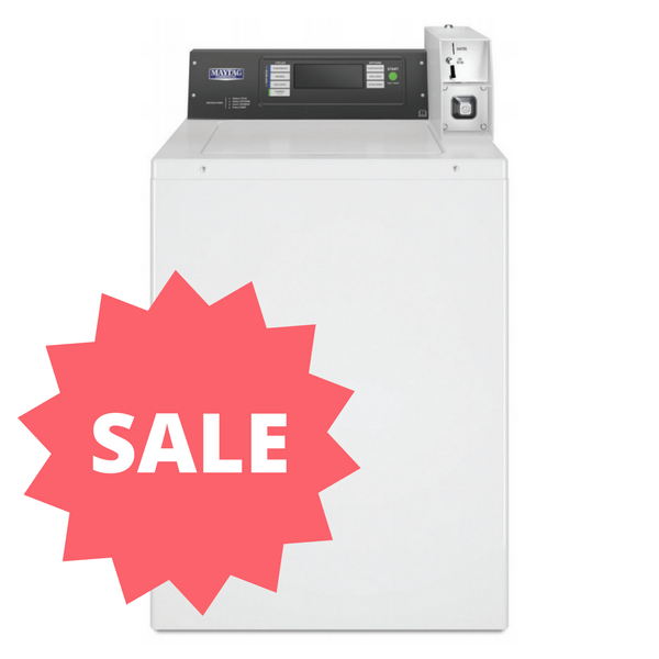 Maytag MAT20PD top-load washer on sale by Golden State Laundry Systems, the best commercial laundry equipment distributor in California.