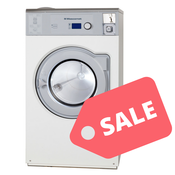 Wascomat W745CC Coin Washer on sale by Golden State Laundry Systems, the best commercial laundry equipment distributor in California.