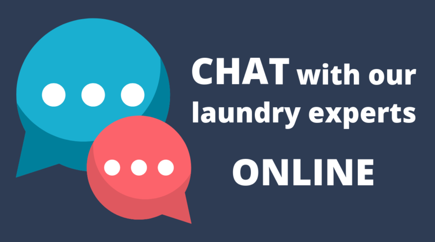 Chat With Golden State Laundry Systems Anytime Through Our