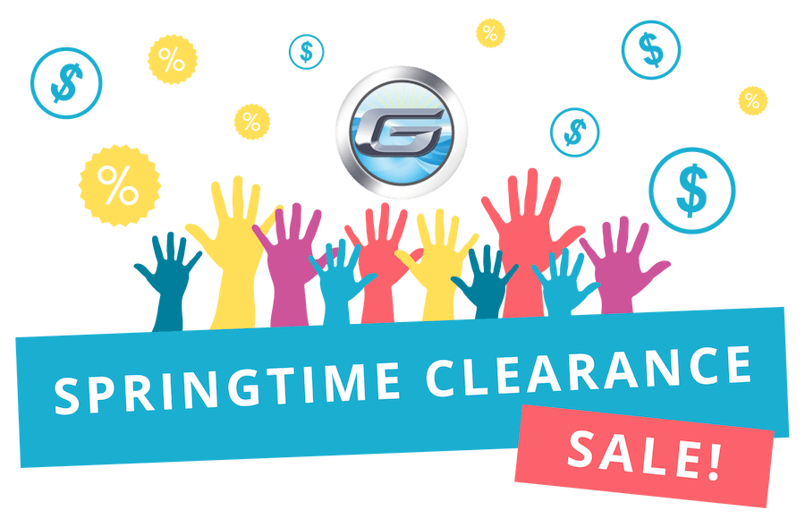 Golden State Laundry Systems Springtime Clearance Sale 2019